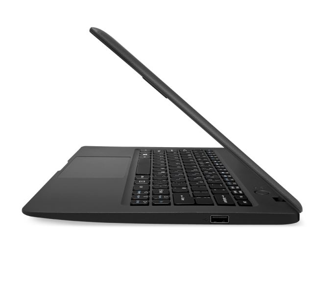Acer CloudBook left